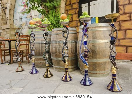 Shisha With Fruit