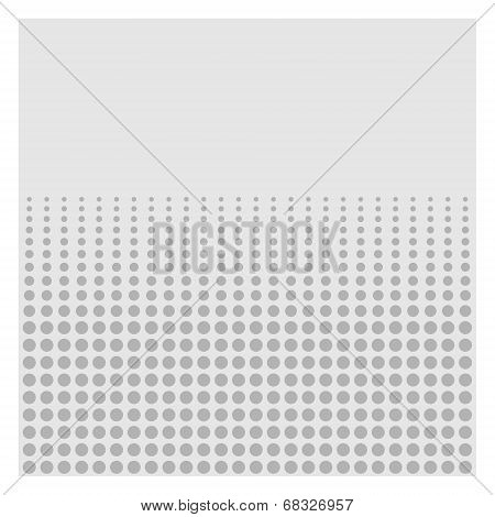 Comics Halftone Background graphic effects. Vector illustration poster