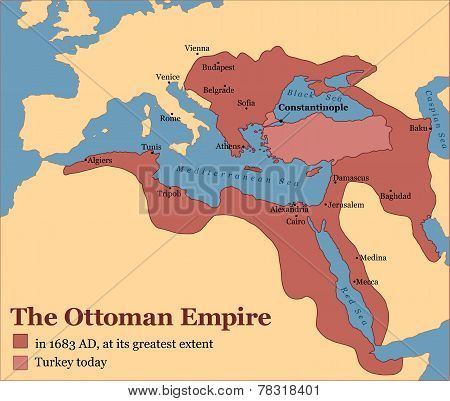 Ottoman Empire Turkey