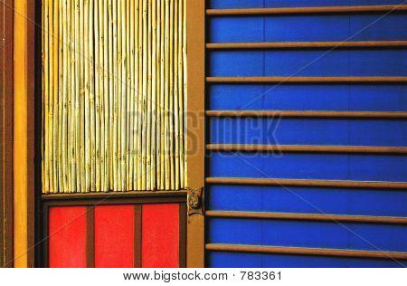 Japan door