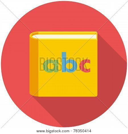Alphabet Book Icon