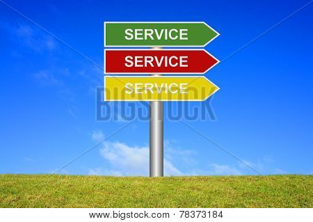 3 Signs Service