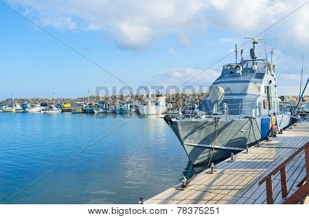 The Coastguard