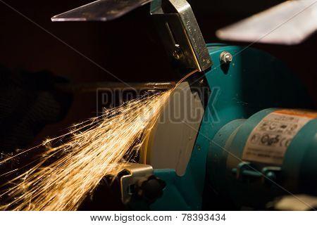 Sharpening Process