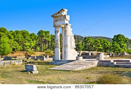 The Marble Columns