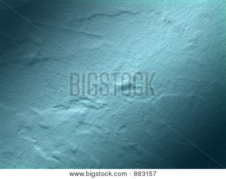 wall texture pattern with blue lighting effect poster