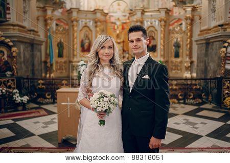 Oath In The Church Brides