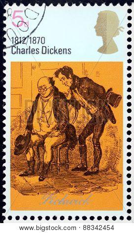 Pickwick Stamp