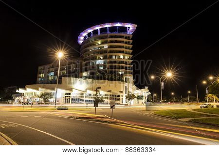 Kirra Surf apartments and surrounds at Coolangatta