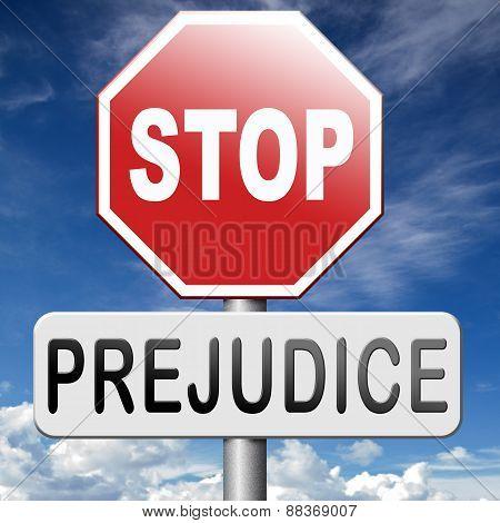 No Prejudice