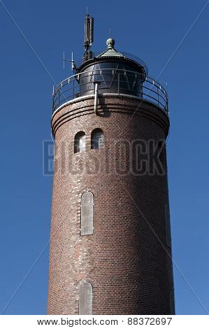 Lighthouse In St. Peter-ording