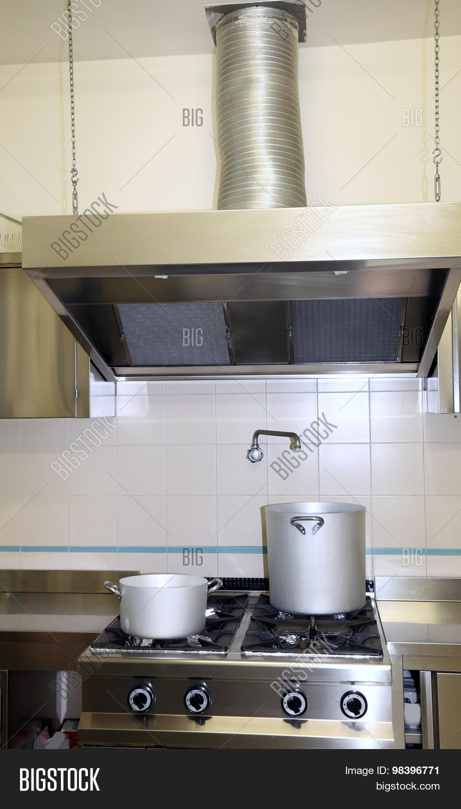 Fume Extractor Hood Industrial Image Amp Photo Bigstock