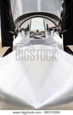 Jet Fighter Cockpit