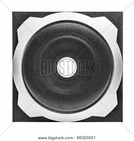 Audio speaker.
