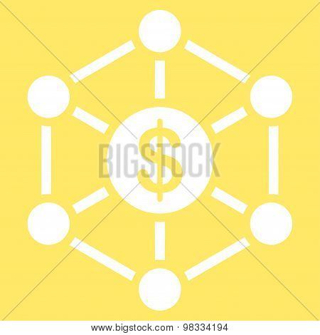 Scheme icon from Business Bicolor Set