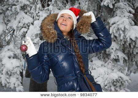 Christmas Girl.