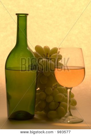 Still Life With Grapes (#25)
