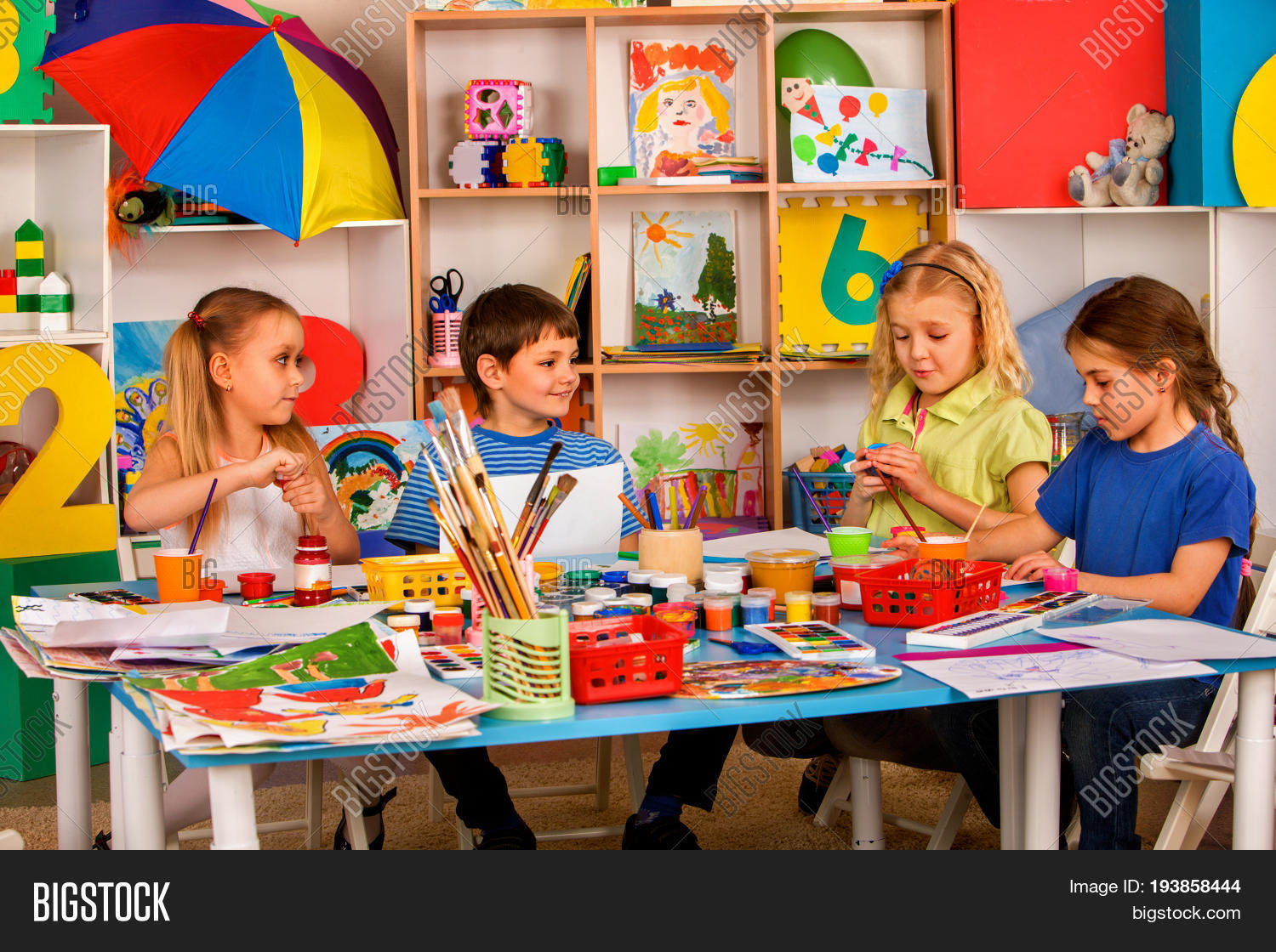 Small Students Image & Photo (Free Trial) | Bigstock