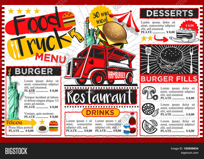 food truck festival vector photo free trial bigstock