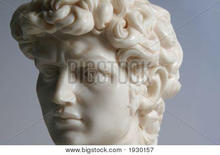 Close Up Of Replica Of David