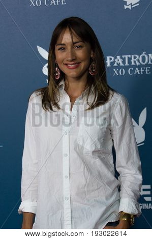 San Diego, CA - July 26, 2014:  Bree Turner of NBC's Grimm arrives at A&E / Playboy event at Comic Con 2014 in San Diego, CA.