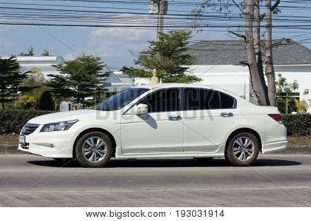 Private Car Honda Accord.