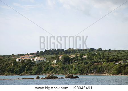 Summer day, Greece, Zakynthos island
