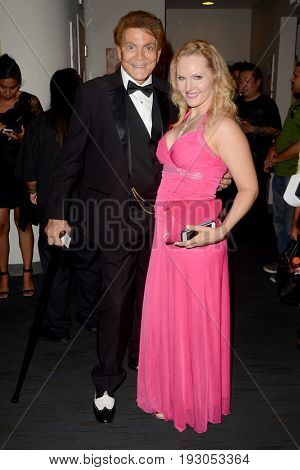 LOS ANGELES - JUN 25:  Mel Novak, Katherine Norlandi at
