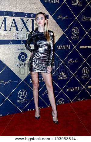 LOS ANGELES - JUN 24:  Delilah Belle Hamlin at the 2017 Maxim Hot 100 Party at the Hollywood Palladium on June 24, 2017 in Los Angeles, CA