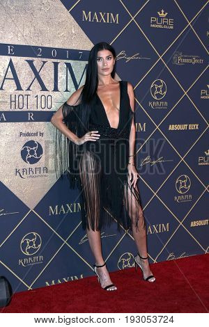 LOS ANGELES - JUN 24:  Nicole Williams at the 2017 Maxim Hot 100 Party at the Hollywood Palladium on June 24, 2017 in Los Angeles, CA