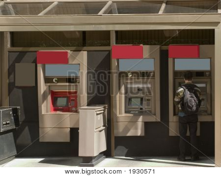 Bank'S Atm