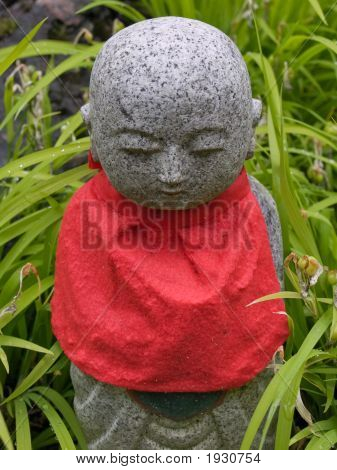 Little Buddha Statue