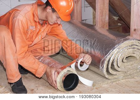 Installation Of Ventilation Systems