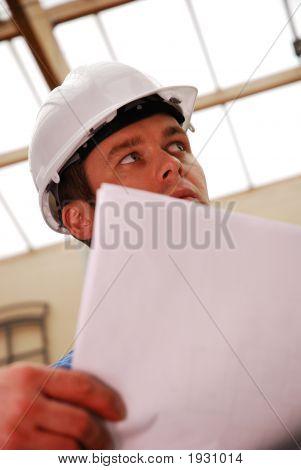 Obrero de la construcción