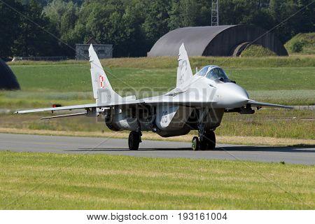 Mig-29 Fulcrum Fighter Jet
