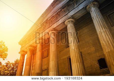 First Bank of the United States - Philadelphia, Pennsylvania, USA