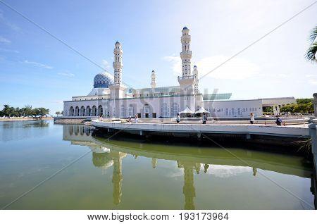 Masjid Bandaraya Kinabalu, Sabah