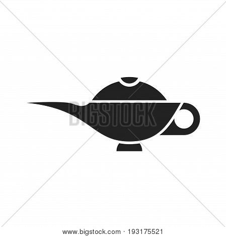 aladdin lamp vector design, vector design, clip art