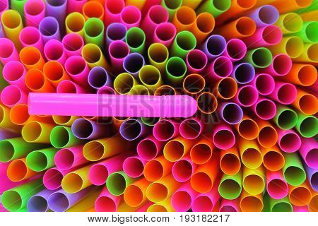 straws is a tube for transferring a beverage from its container to the mouth of the drinker