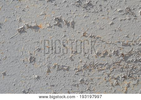 grey texture, chipped paint on iron surface, chipped paint, background
