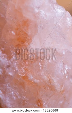 Himalayan Pink Salt Rock