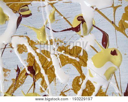 Paint Dribble Textures