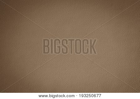 Close up brown leather and texture background