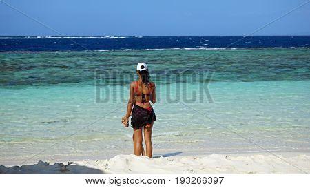 Caribbean Beach Fun