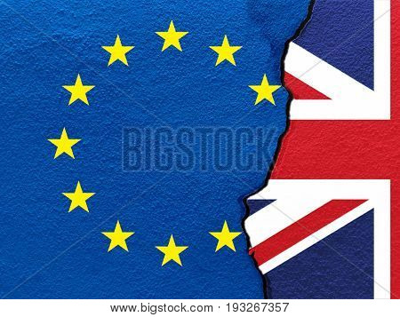 Brexit (the process by which the United Kingdom withdraws from the European Union)