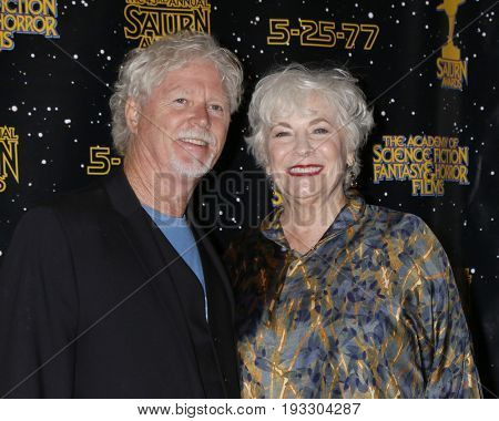 LOS ANGELES - JUN 28:  William Katt, Betty Buckley at the 43rd Annual Saturn Awards - Press Room at the The Castawa on June 28, 2017 in Burbank, CA
