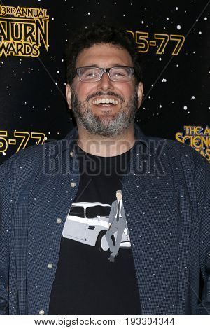 LOS ANGELES - JUN 28:  Mark Altman at the 43rd Annual Saturn Awards - Press Room at the The Castawa on June 28, 2017 in Burbank, CA