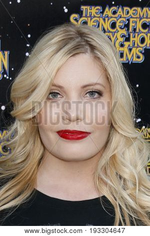 LOS ANGELES - JUN 28:  Emma Julia Jacobs at the 43rd Annual Saturn Awards - Arrivals at the The Castawa on June 28, 2017 in Burbank, CA