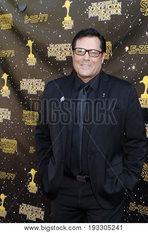 LOS ANGELES - JUN 28:  Jeff Rector at the 43rd Annual Saturn Awards - Arrivals at the The Castawa on June 28, 2017 in Burbank, CA