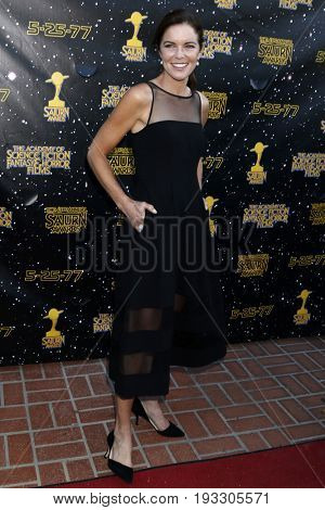 LOS ANGELES - JUN 28:  Susan Walters at the 43rd Annual Saturn Awards - Arrivals at the The Castawa on June 28, 2017 in Burbank, CA